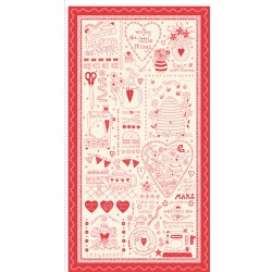 Say It With A Stitch - Sewing Panel - PRE-ORDER DUE MARCH