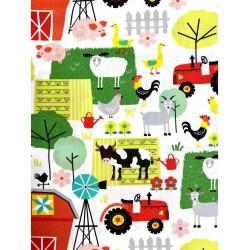 Farm Fun - Farm Scene