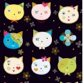 Kitty Cats - PRE-ORDER DUE OCTOBER