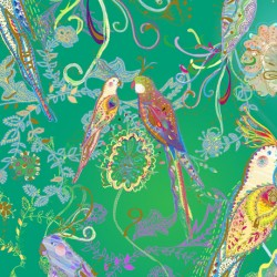 Parrot Party - Fat Quarter Bundle - PRE ORDER DUE MAY