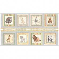 Toyland - Toy Patch Gray