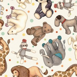 Toyland - Animal Toss Cream
