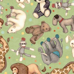 Toyland - Animal Toss Green