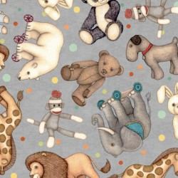 Toyland - Animal Toss Gray