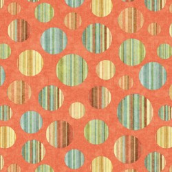 Toyland - Circles Orange