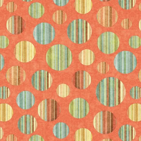 Toyland - Circles Orange