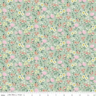 Easter Egg Hunt - Floral Mint - PRE-ORDER DUE JANUARY/FEBRUARY