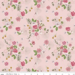 Enchanted Meadow - Main Pink - PRE-ORDER DUE FEBRUARY