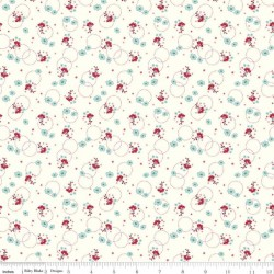 Enchanted Meadow - Bouquets Vintage White - PRE-ORDER DUE FEBRUARY