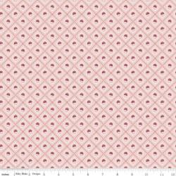 Enchanted Meadow - Mushrooms Pink - PRE-ORDER DUE FEBRUARY