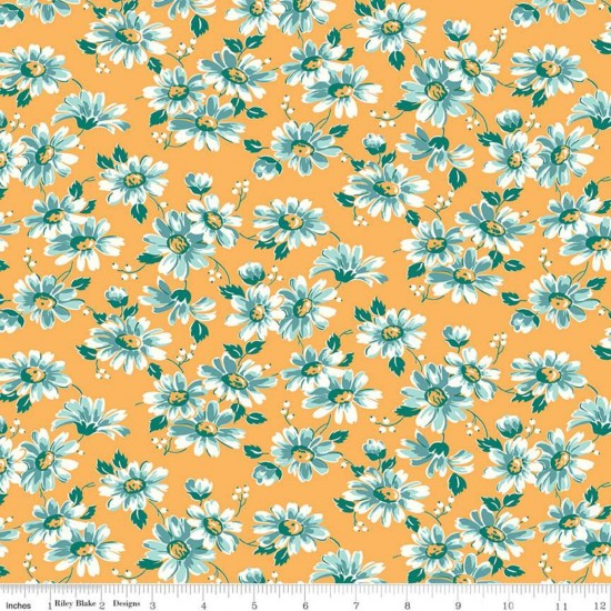Flea Market - Floral Daisy