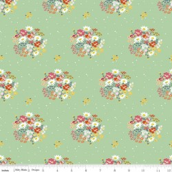 Misty Morning by Minki Kim - Bouquet Sweet Pea - PRE-ORDER DUE FEBRUARY