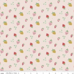 Misty Morning by Minki Kim - Strawberries Blush - PRE-ORDER DUE FEBRUARY