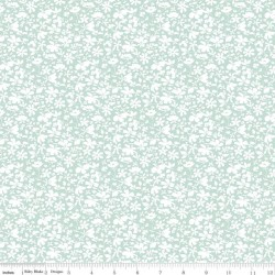 Misty Morning by Minki Kim - Floral Mint - PRE-ORDER DUE FEBRUARY