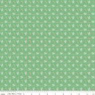 Quilt Fair by Tasha Noel - Ditzy Green - PRE-ORDER DUE DECEMBER/JANUARY