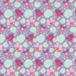 Gardenlife by Tilda - Nasturtium Lavender - PRE-ORDER DUE MAY