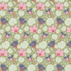 Gardenlife by Tilda -  Fat Quarter Bundle - Green - PRE-ORDER DUE MAY