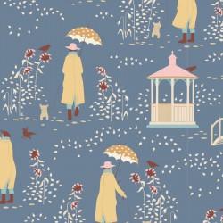 Windy Days by Tilda - Windy Walk Blue