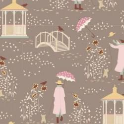 Windy Days by Tilda - Windy Walk Grey