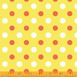 Five And Ten - Dots Yellow - PRE-ORDER DUE MAY