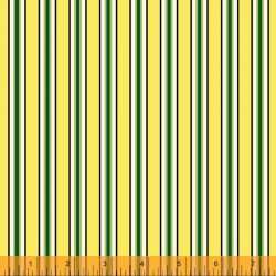 Five And Ten - Candy Stripe Yellow - PRE-ORDER DUE MAY
