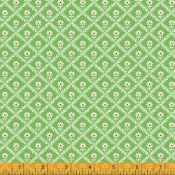 Sugarcube - Bundle of 4 Green FQs - PRE-ORDER DUE NOVEMBER