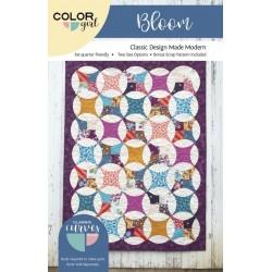 Color Girl - Bloom Quilt Pattern