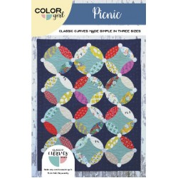 Color Girl - Picnic Quilt Pattern