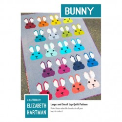 Elizabeth Hartman - Bunny Quilt Pattern