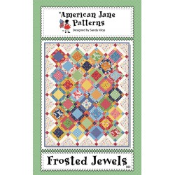American Jane - Frosted Jewels Quilt Pattern