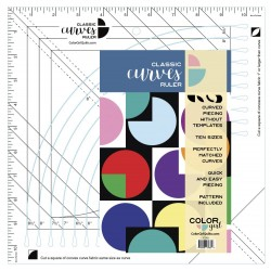 Color Girl - Classic Curves Ruler