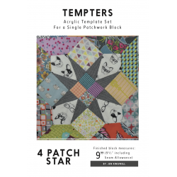 Tempter - 4 Patch Star