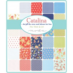 Catalina - Charm Pack - PRE-ORDER DUE APRIL