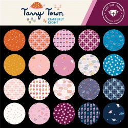 Ruby Star Society - Tarry Town - *Complete Fat Eighth Collection - 25 FEs, 2 FEs Free + Mystery Gift* - PRE-ORDER DUE JUNE