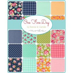 One Fine Day - *Complete Fat Eighth Bundle - 40 FEs with 4 FEs Free* - PRE-ORDER DUE DECEMBER