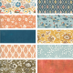 Cider - *Bundle of 10 Fat Quarters 1* - 1 Free FQ - PRE-ORDER DUE DECEMBER