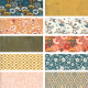 Cider - *Bundle of 10 Fat Quarters 2* - 1 Free FQ! - PRE-ORDER DUE DECEMBER