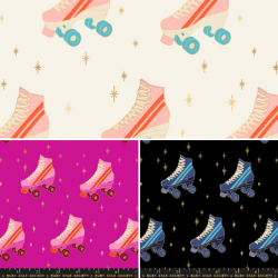 Ruby Star Society - Darlings 2 - Rollerskates FQ Bundle - 3 FQs - PRE-ORDER DUE FEBRUARY