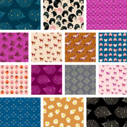 Ruby Star Society - Darlings - Fat Quarter Bundle - 1 FQ Free!