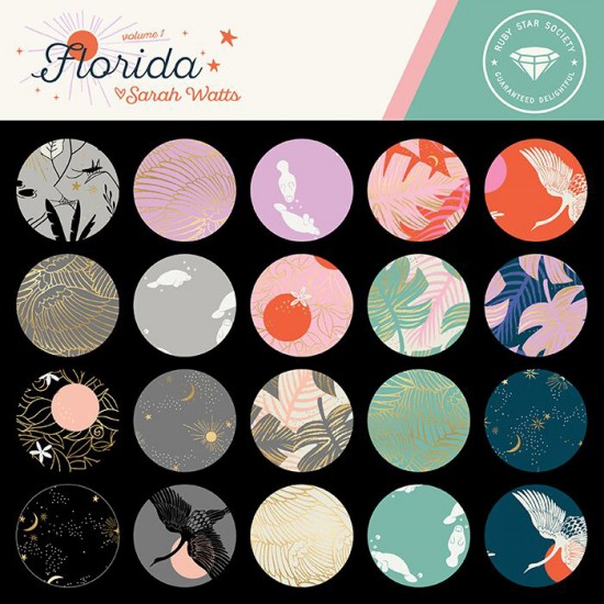 Ruby Star Society - Florida - *Complete Collection FQ Bundle - 2 FQs Free plus Mystery Gift!* - PRE-ORDER DUE NOVEMBER