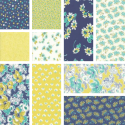 Flour Garden - Bundle of 10 Fat Quarters (1) - 1 FQ free!