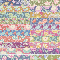 Gardenlife by Tilda - *Bundle of 20 Fat Quarters with 2 FQs Free and Mystery Gift!* - PRE-ORDER DUE MAY