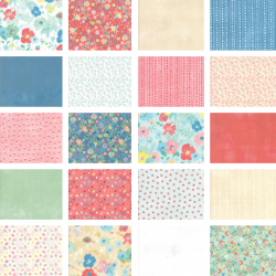 Gypsy Soul - Bundle of 20 Fat Quarters - 2 FQs Free and Mystery Gift! - PRE-ORDER DUE APRIL