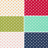 One Fine Day - Lucky Day Fat Quarter Bundle - 6 FQs - PRE-ORDER DUE DECEMBER