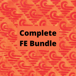 Pura Vida - *Complete Fat Eighths Bundle - 32 FEs with 3 FEs Free + Mystery Gift* - PRE-ORDER DUE DECEMBER