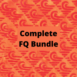 Pura Vida - *Complete Fat Quarter Bundle - 32 FQs with 3 FQs Free + Mystery Gift* - PRE-ORDER DUE DECEMBER