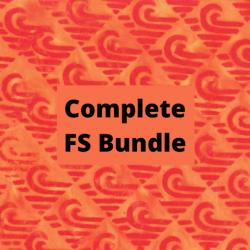 Pura Vida - *Complete Fat Sixteenth Bundle - 32 FSs with 3 FSs Free* - PRE-ORDER DUE DECEMBER