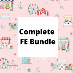 Quilt Fair by Tasha Noel - Complete Fat Eighth Bundle - 29 FEs with 2 FEs Free - PRE-ORDER DUE DECEMBER/JANUARY