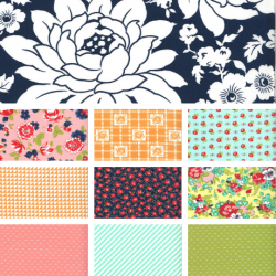 Shine On - Bundle of 10 Fat Quarters with 1 FQ Free- PRE-ORDER DUE NOVEMBER
