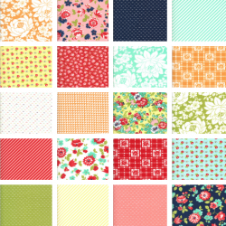 Shine On - Bundle of 20 Fat Quarters with 2 FQs Free - PRE-ORDER DUE NOVEMBER